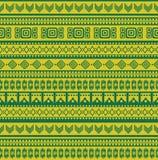 AZTEKA wzór Obraz Stock