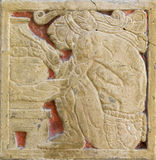 Aztekische Artwanddekoration Lizenzfreie Stockfotografie