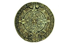 Aztekischer Kalender Stockbilder