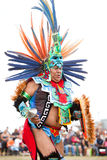 Aztekischer Tänzer Lizenzfreie Stockfotos