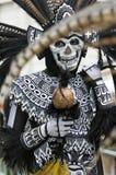 Aztekischer Tänzer Lizenzfreies Stockfoto