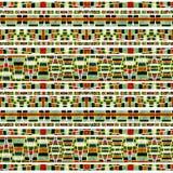 Aztekisches Artmuster Lizenzfreies Stockbild