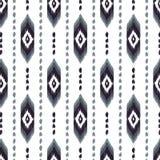 Aztekisches nahtloses Muster vektor abbildung