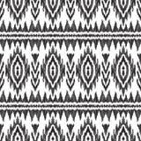 Aztekisches nahtloses Muster lizenzfreie abbildung