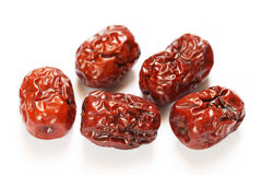 Azufaifa roja Imágenes de archivo libres de regalías