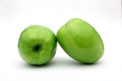 Azufaifa verde Foto de archivo