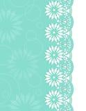 Azuis celestes decorativos da beira Fotos de Stock Royalty Free