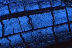 Azuis de cobalto Fotografia de Stock