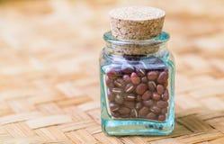 Azuki Beans Stock Image