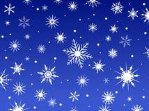 Azul 2 de la frontera de la nieve libre illustration