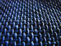 Azul abstracto Fotografía de archivo