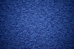 Azul abstracto del fondo Foto de archivo