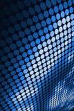Azul abstrato Imagens de Stock Royalty Free