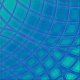 Azul abstrato do fundo Imagens de Stock