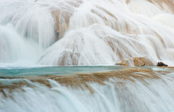 azul agua Стоковая Фотография