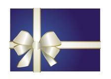 Azul atual Imagem de Stock Royalty Free