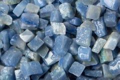 Azul boquira granite, crushed granite blue background. Azul boquira granite, crushed granite blue texture royalty free stock images