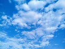 Azul-céu Fotos de Stock