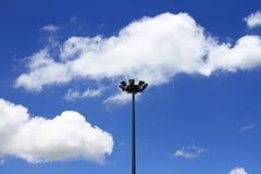 Azul-céu, texturas Imagens de Stock Royalty Free