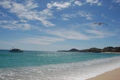 azul cabos costa los Mexico Zdjęcia Royalty Free