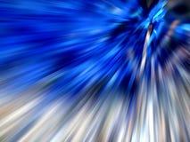 Azul com prata Fotos de Stock Royalty Free