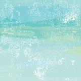 Azul con el fondo blanco del polvo Fotografía de archivo libre de regalías