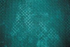 Azul con el fondo verde imagen de archivo libre de regalías