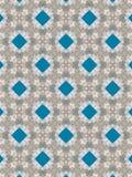 Azul cuadrado cruzado del fondo Imagen de archivo libre de regalías