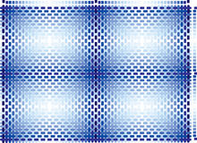 Azul da torção Foto de Stock Royalty Free