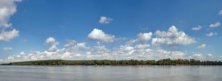 Azul Danubio de los alquileres Fotografía de archivo