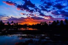 Azul de cielo Fotos de archivo libres de regalías