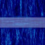 Azul de Grunge ilustração do vetor