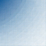 Azul de intervalo mínimo sujo Fotografia de Stock