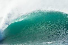 Azul de la onda Imagen de archivo libre de regalías
