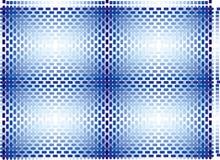 Azul de la torcedura Foto de archivo libre de regalías