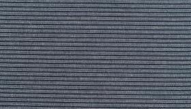 Azul de pano do veludo de algodão, fundo da textura da tela Foto de Stock Royalty Free