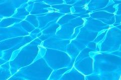 Azul del agua fotos de archivo libres de regalías