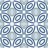 Azul del modelo Imagen de archivo