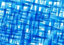Azul del modelo Foto de archivo libre de regalías