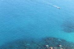 Azul del paraíso Imagenes de archivo