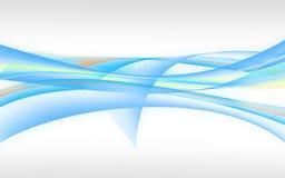 Azul del vector Foto de archivo