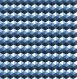 azul do fundo, abstração Foto de Stock Royalty Free