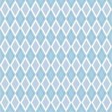 Azul do fundo com rhombus Ilustração Royalty Free