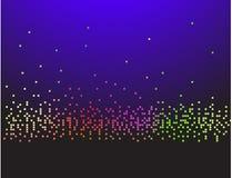Azul do quadrado art. Imagem de Stock Royalty Free