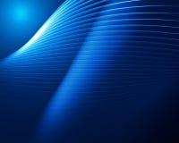 Azul marino abstracto Fotografía de archivo libre de regalías
