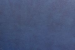 Azul pintado de cuero de la textura del fondo del espacio abstracto de la copia imagen de archivo libre de regalías
