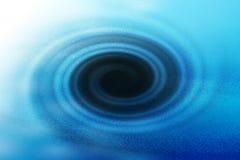 Azul profundo Imagenes de archivo
