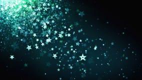Azul que cae de Stardust libre illustration