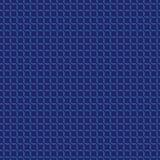 Azul sem emenda do teste padrão em azuis marinhos Imagens de Stock