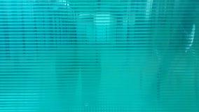 Azul transparente fundo colorido Fotografia de Stock Royalty Free